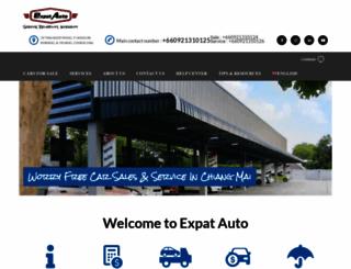 expatautocm.com screenshot