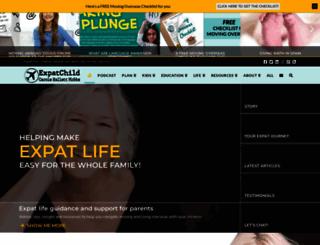 expatchild.com screenshot