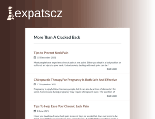 expatscz.com screenshot