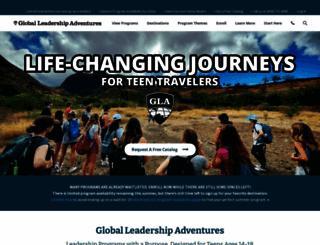 experiencegla.com screenshot