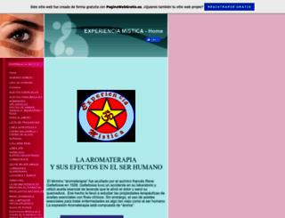 experienciamistica.es.tl screenshot