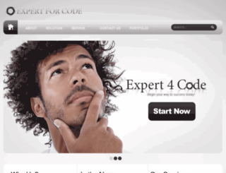 expert4code.com screenshot
