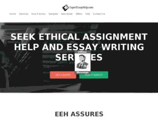 expertessayhelp.com screenshot