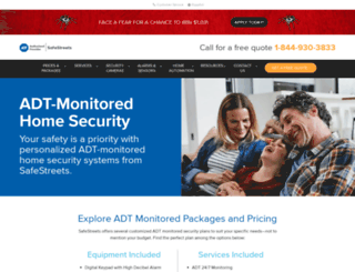 experthomesecurity.com screenshot