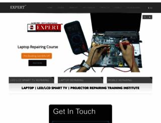 expertinstitute.in screenshot