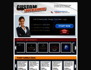 expertlogodesign.net screenshot