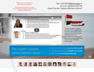 expertsuccesssummit.com screenshot
