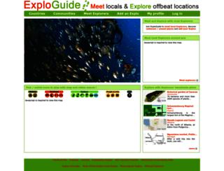 exploguide.com screenshot