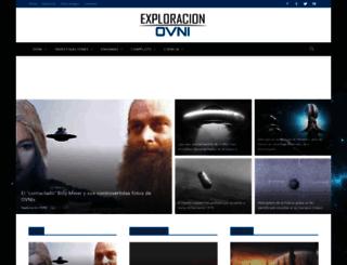 exploracionovni.com screenshot