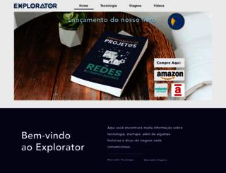 explorator.me screenshot