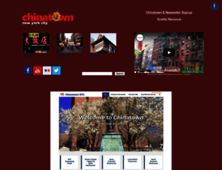 explorechinatown.com screenshot