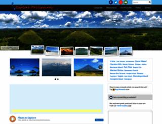 explorephilippines.org screenshot