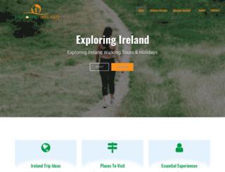 exploringireland.com screenshot