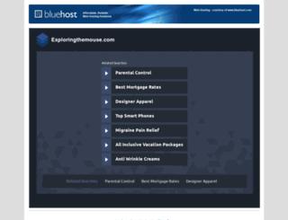 exploringthemouse.com screenshot