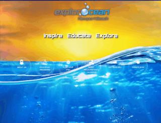 explorocean.wpengine.com screenshot