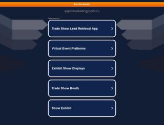 expomarketing.com.co screenshot