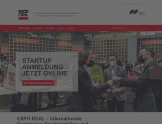 exporeal.net screenshot