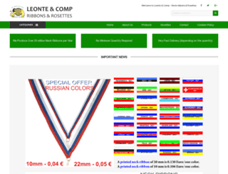 export.leonte.ro screenshot