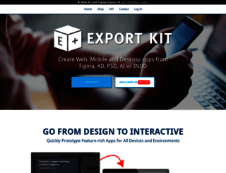 exportkit.com screenshot
