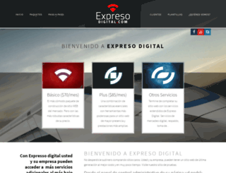 expresodigital.com screenshot