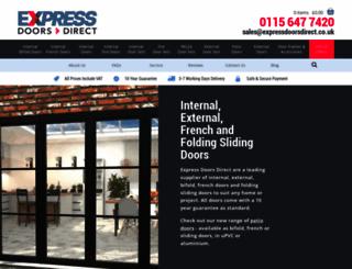 Access expressdoorsdirect.co.uk. Buy Internal, External, Bifold ...