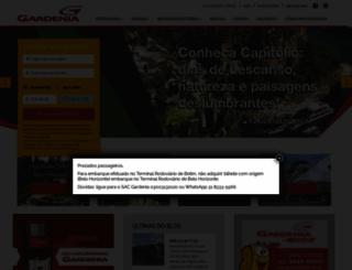 expressogardenia.com.br screenshot