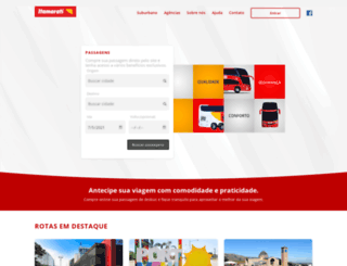 expressoitamarati.com.br screenshot
