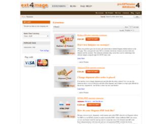 ext4mage.com screenshot