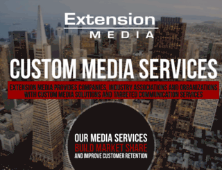 extensionmedia.com screenshot