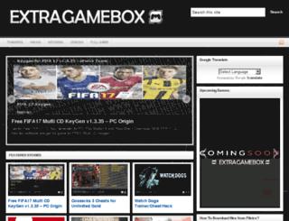 extragamebox.com screenshot