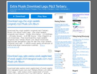 extramusik.heck.in screenshot