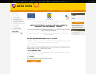 extranet.apulum.ro screenshot