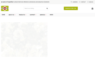 extrasynthese.com screenshot