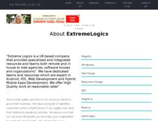 extremelogics.com screenshot
