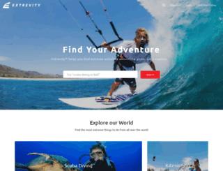extrevity.com screenshot