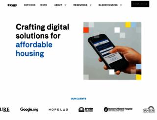 exygy.com screenshot