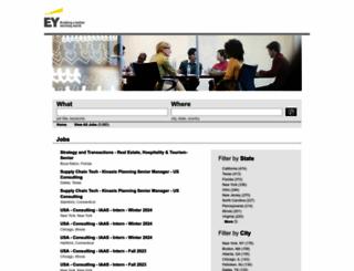 ey.jobs screenshot