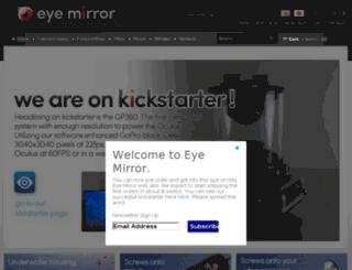 eye-mirror.com screenshot