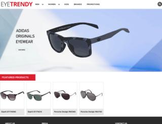 eye-trendy.com screenshot