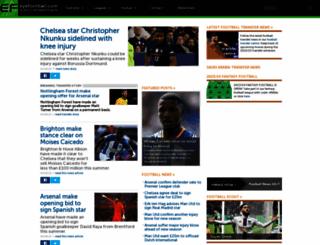 eyefootball.com screenshot