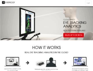 eyeproof.net screenshot