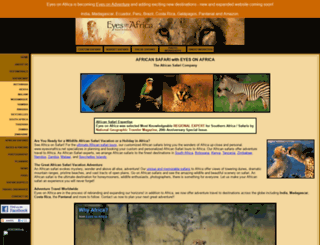 eyesonafrica.net screenshot