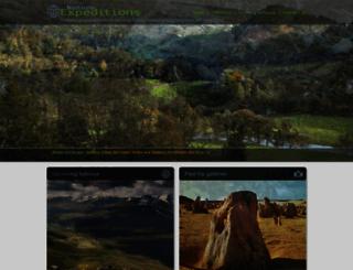eyesonnatureexpeditions.com screenshot