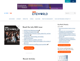 eyeworld.org screenshot