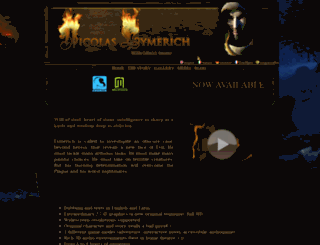 eymerich.it screenshot
