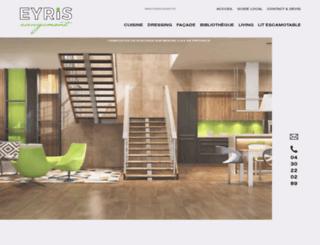eyris-rangement.fr screenshot