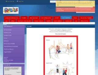 ez-fort.com screenshot