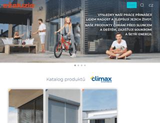 ezaluzie.cz screenshot