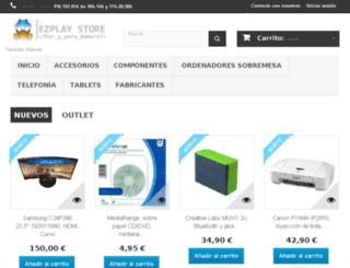 ezbuy-solutions.com screenshot