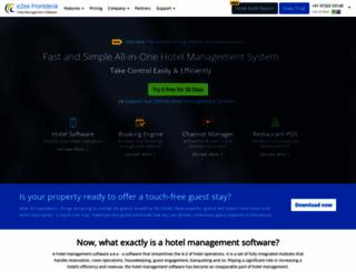 ezeefrontdesk.com screenshot